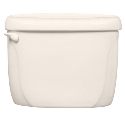 American Standard 4112 Cadet Toilet Tank Lid Linen Ebay